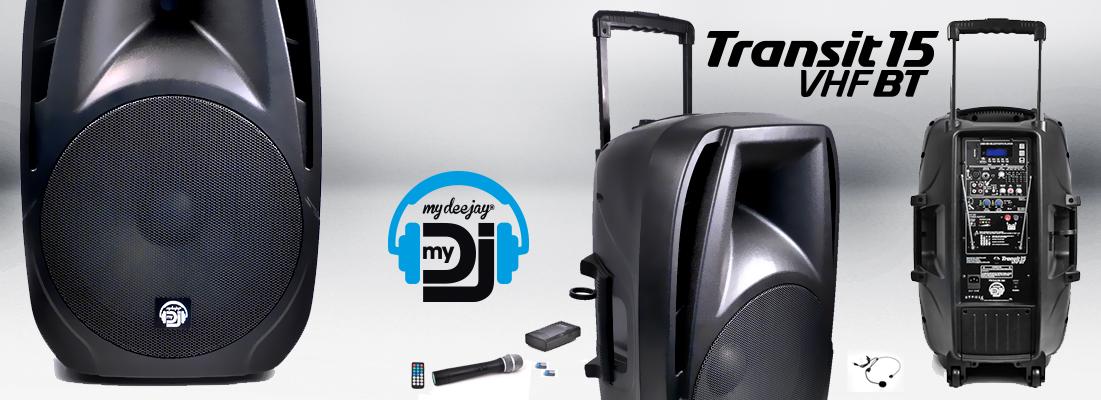 Enceinte amplifiée 900W Lecteur USB/SD et fonction Bluetooth à seulement 199,90 euros